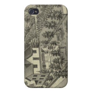 Keith residence iPhone 4 case