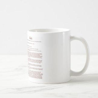 Keith (significado) taza clásica