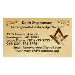 Keith Stephenson Tarjetas De Visita