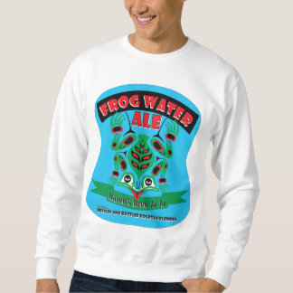 Keith's Frog Water Ale Pullover Sweatshirts