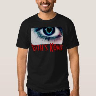 keiths komix t shirt
