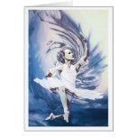 Kelaeno's Ballerina Greeting Card