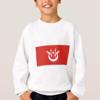Kelantan flag sweatshirt