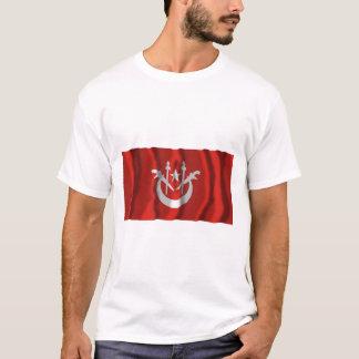 Kelantan waving flag T-Shirt