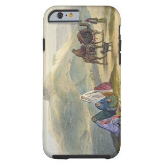 Kelaut-i-Chiljie, plate 8 from 'Scenery, Inhabitan Tough iPhone 6 Case