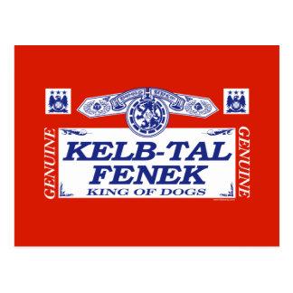 Kelb-Tal Fenek Postcard