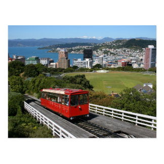 Kelburn Cable Car Post Cards