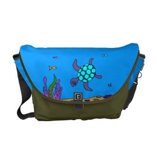 Kelby Messenger Bag