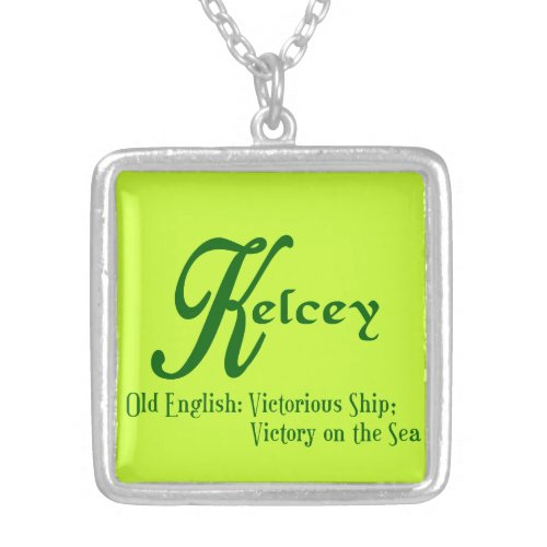 Kelcey Necklace
