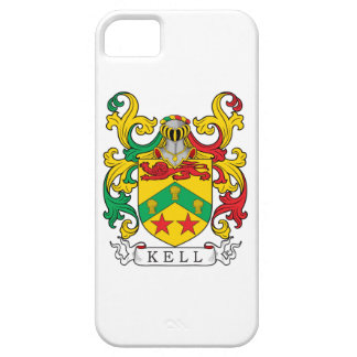 Kell Family Crest iPhone 5/5S Cases