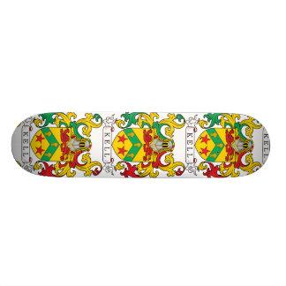 Kell Family Crest Skate Boards