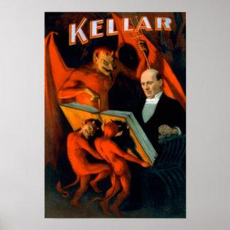Kellar 1 poster