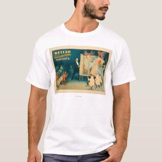 Kellar and his Perplexing Cabinet Mysteries Magi T-Shirt