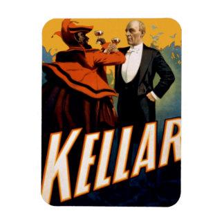 """Kellar - """"bebida con el imán del diablo"""""""
