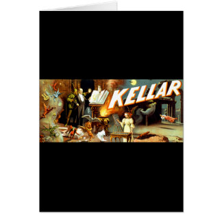 KELLAR CARD