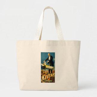 Kellar Levitation - Theatrical Magic Canvas Bags