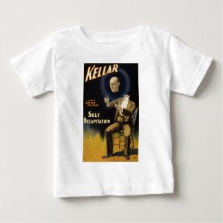 Kellar self decapitation baby T-Shirt
