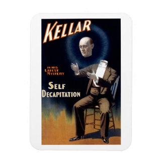 "Kellar - ""Self Decapitation"" Magnet"