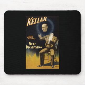 Kellar self decapitation mouse pad