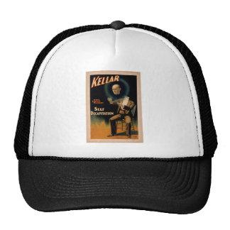 Kellar, 'Self Decapitation' Retro Theater Hats
