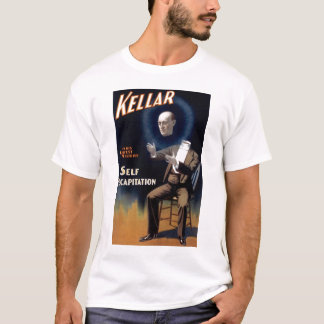"Kellar - ""Self Decapitation"" T-Shirt"