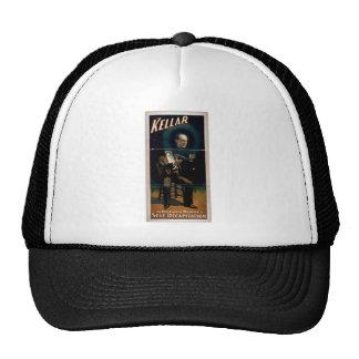 Kellar, 'Self Decapitation' Vintage Theater Trucker Hat