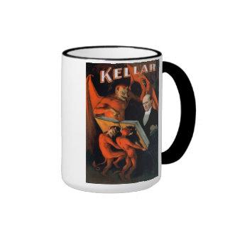 """Kellar - taza de café """"de las instrucciones del di"""