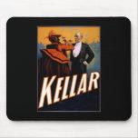 Kellar tuesta al diablo tapetes de ratones