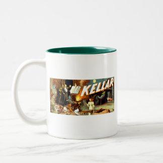 KELLAR Two-Tone COFFEE MUG
