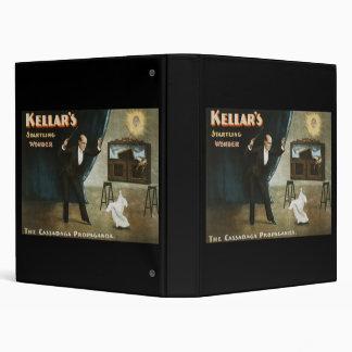 Kellar's startling wonder 3 ring binder