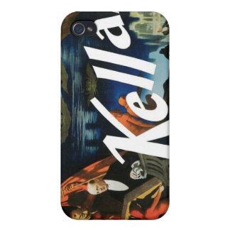 Kellar's ~ The Devil Vintage Magic Act iPhone 4/4S Case