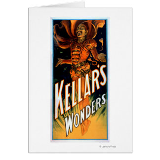 Kellar's Wonders Dressed like Devil Magic Cards