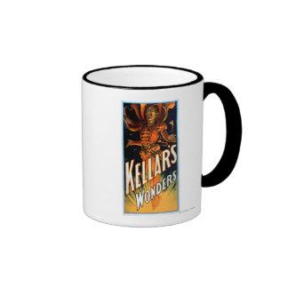 Kellar's Wonders Dressed like Devil Magic Coffee Mugs