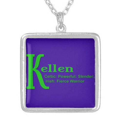Kellen Necklace