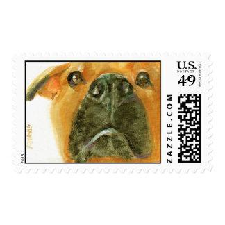 Keller Beckenback's Loki Postage Stamp