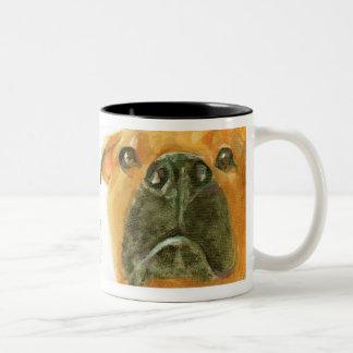 Keller Beckenback's Loki Two-Tone Coffee Mug