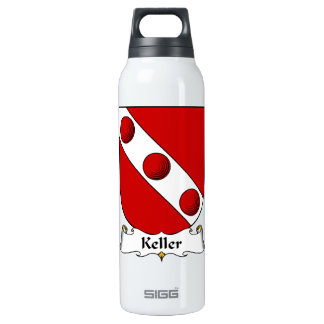 Keller Family Crest SIGG Thermo 0.5L Insulated Bottle