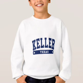 Keller Texas College Style tee shirts