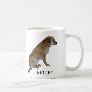 KELLEY CLASSIC WHITE COFFEE MUG
