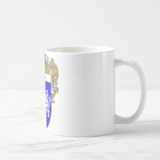 Kelley Coat of Arms (Mantled) Coffee Mug