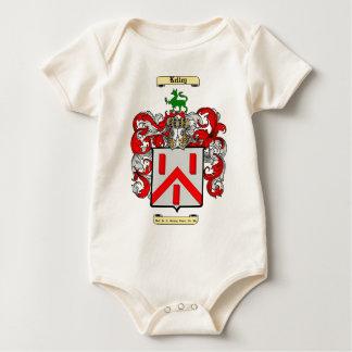 Kelley (english) baby bodysuit