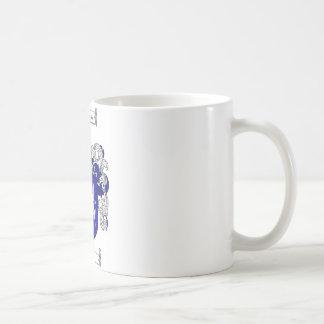 KELLEY FAMILY CREST -  KELLEY COAT OF ARMS COFFEE MUG
