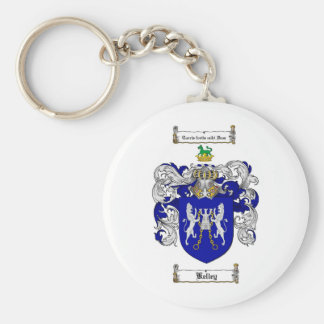 KELLEY FAMILY CREST -  KELLEY COAT OF ARMS KEYCHAIN