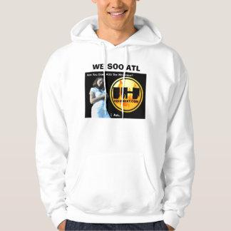 Kelley INDIEHEAT.COM Movement, WE SOO ATL Hooded Sweatshirts