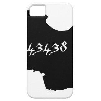Kelleys Island 43438 Zip Code iPhone SE/5/5s Case