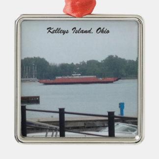 Kelleys Island, Ohio Ferry Photo Ornament