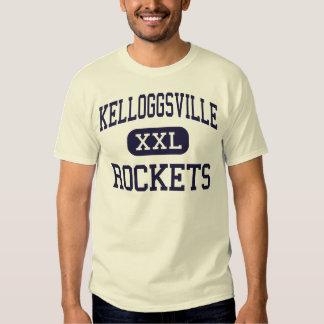 Kelloggsville - Rockets - altos - Wyoming Michigan Playera