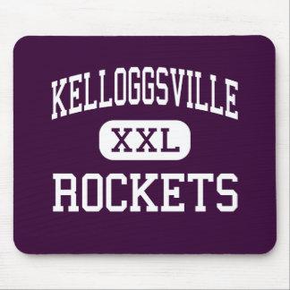 Kelloggsville - Rockets - High - Wyoming Michigan Mouse Pad