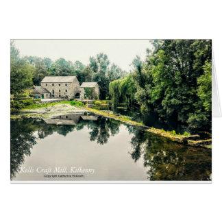 Kells Craft Mill, Kilkenny  Card