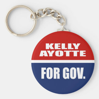 KELLY AYOTTE FOR SENATE KEYCHAINS
